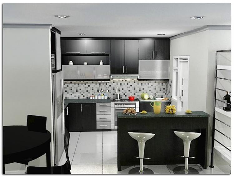 20+ Amazing Kitchen Bar Minimalist Ideas   Kitchen bar ...
