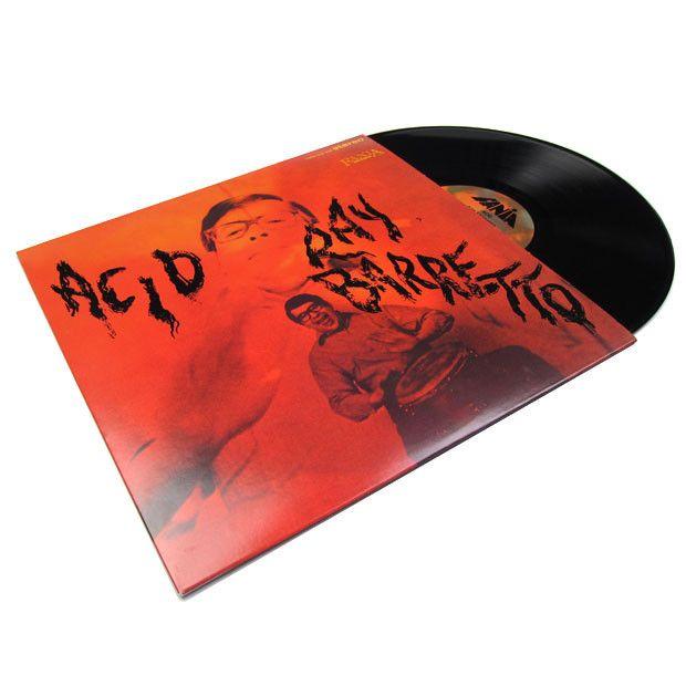 Ray Baretto: Acid LP