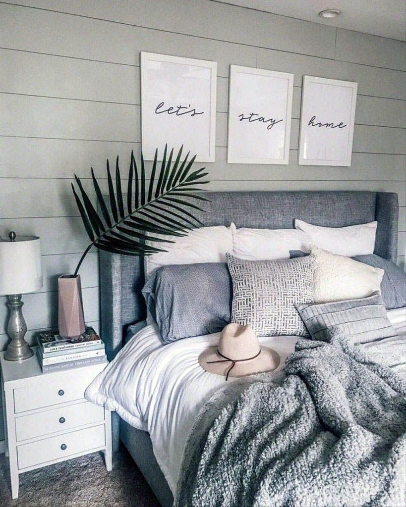 Find Top 25 Rustic Wall Decor Ideas That Look Beautiful Bedroom Decor Cozy Bedroom Design Bedroom Inspirations