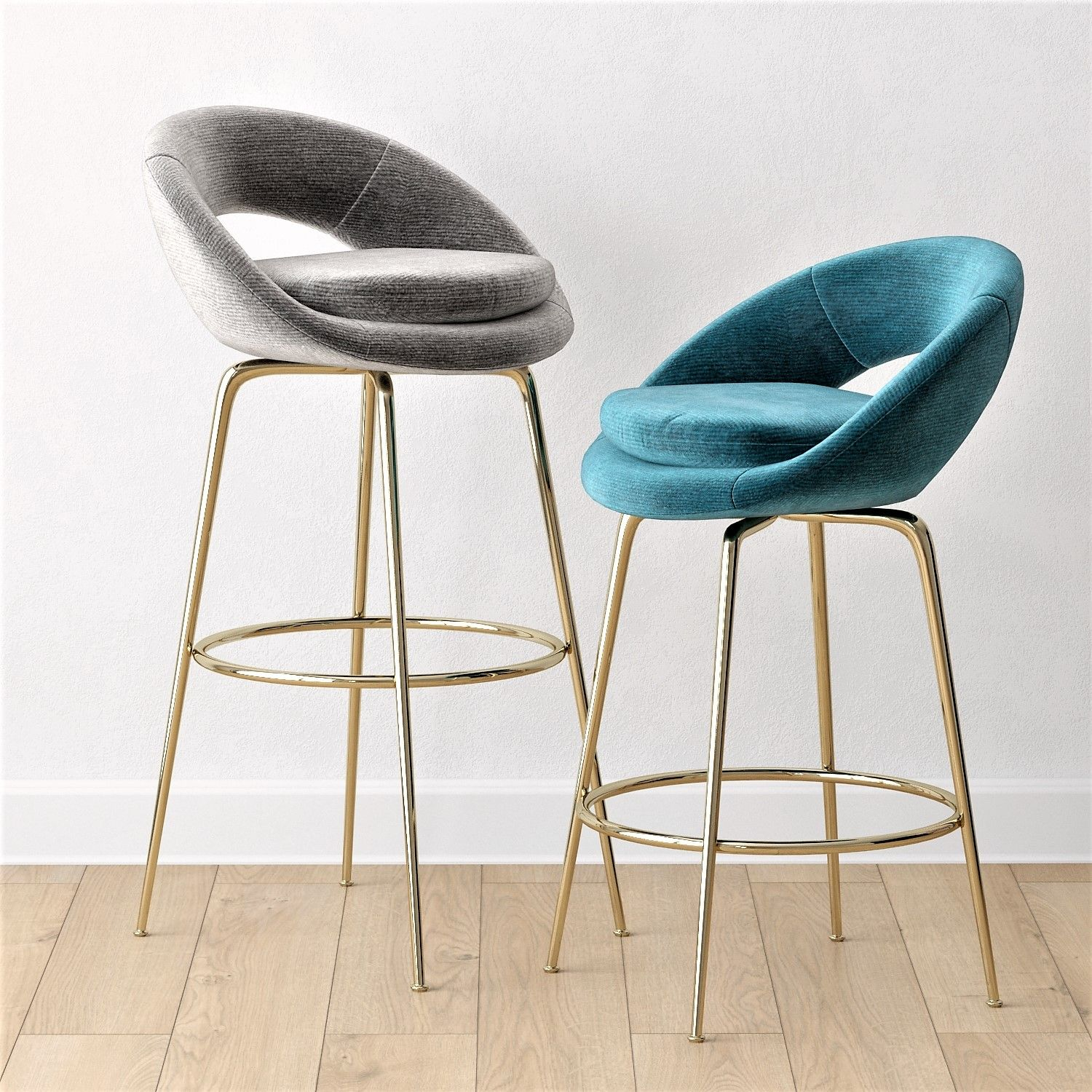 Enjoyable 3D Model West Elm Orb Dining Chair In 2019 Furniture Gmtry Best Dining Table And Chair Ideas Images Gmtryco