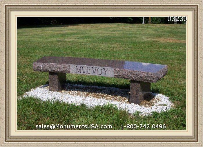 Memorial Benches For Gardens