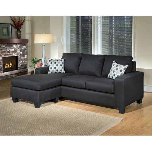 Morpheus 82 Left Hand Facing Sectional Small Sectional Couch