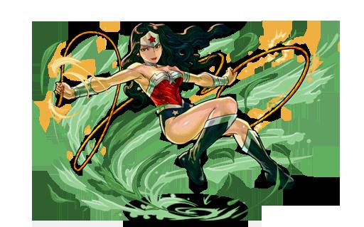 11/07 寵物圖檔更新 (DC抽蛋角色) - Puzzle & Dragons 戰友系統及資訊網