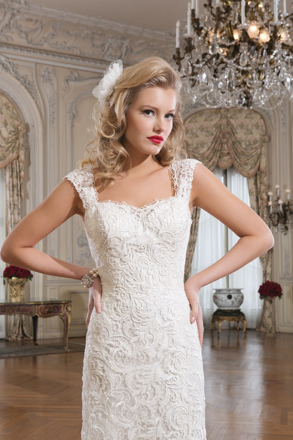 Justin alexander wedding dresses style venice lace fit and