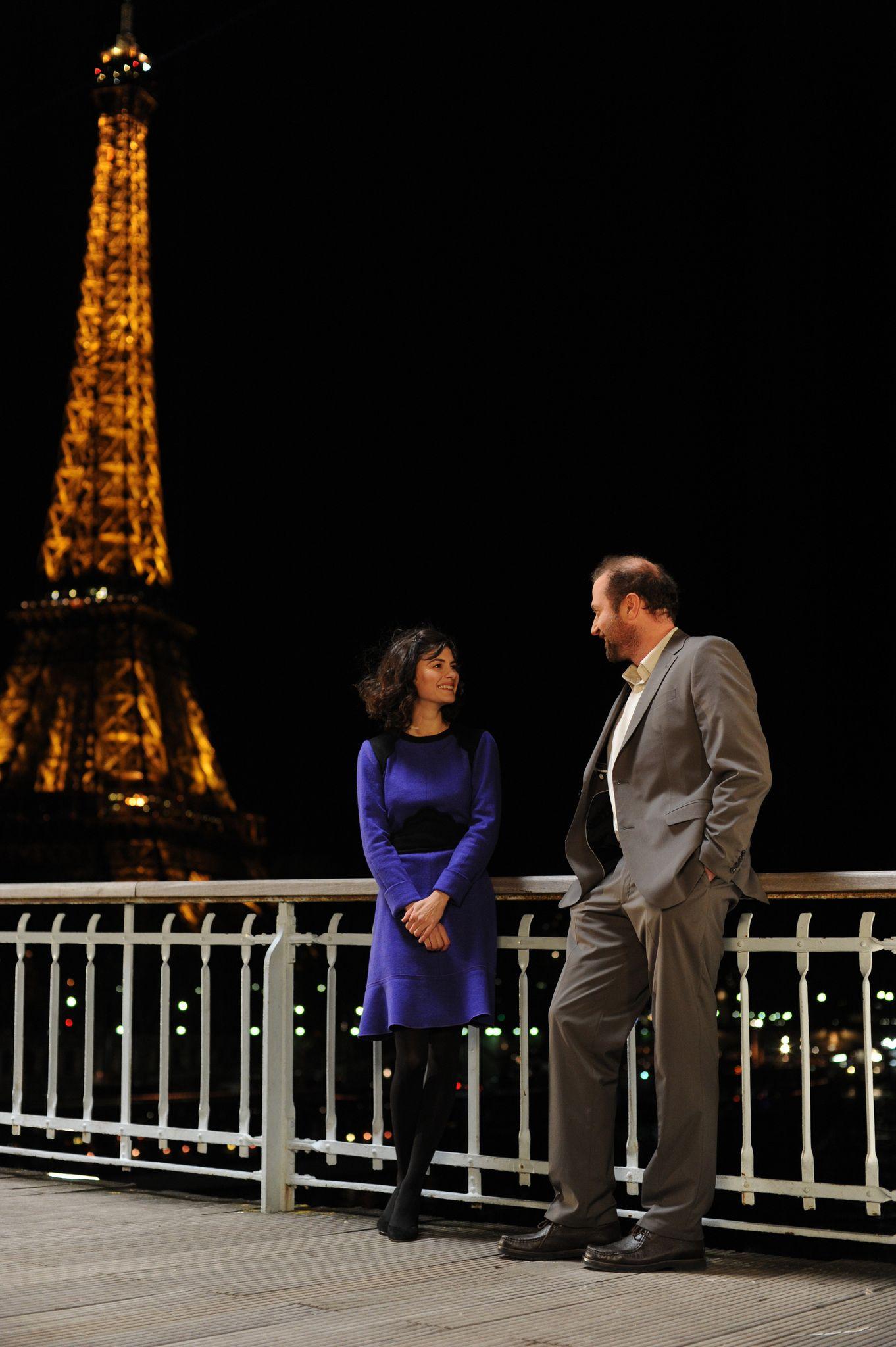 Audrey Tautou François Damiens La Délicatesse Delicacy 2011 Audrey Tautou Películas Que Ver Cine