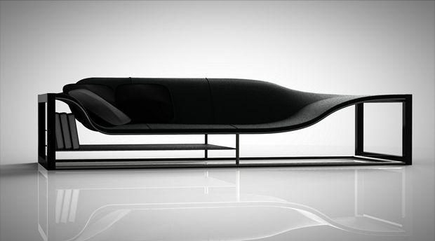 Original Futuristic Modern Sofa Designs Couch Design Minimalist Furniture