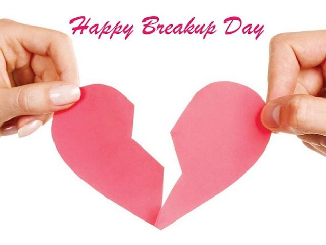 Anti-Valentine Breakup Day Quotes, Images, Pictures, Messages, SMS ...
