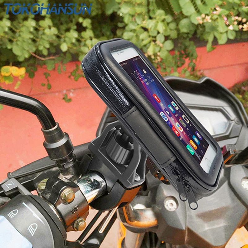 Motorcycle Phone Holder Support Telephone Mobile Stand For Moto