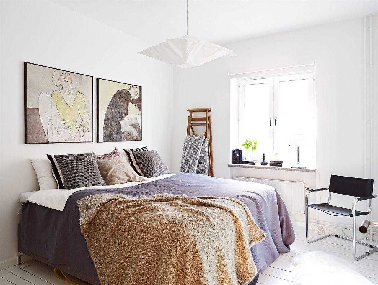 Bedroom Scandinavian design bedroom, Bedroom design