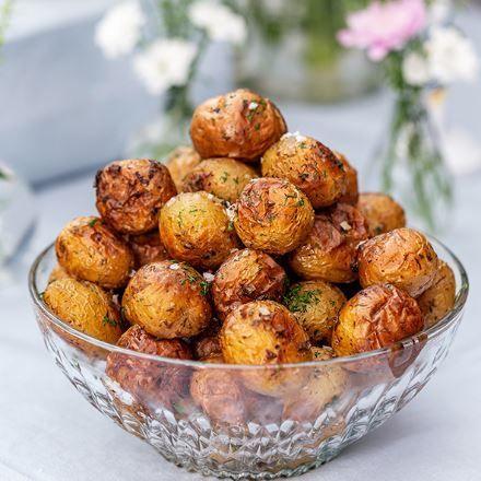 potatis med dill