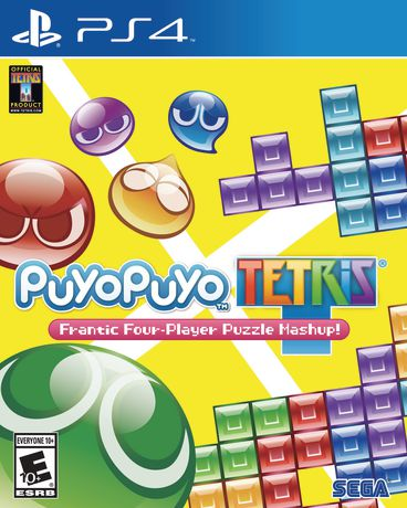 Sega Puyo Puyo Tetris Ps4 Products In 2019 Xbox One Games