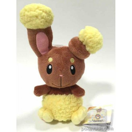 Pokemon 2015 San-Ei Allstar Collection Buneary Plush Toy