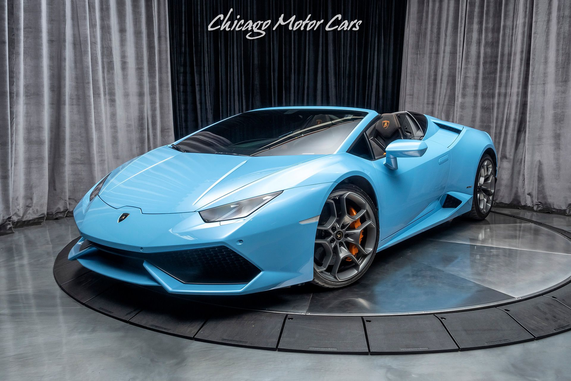 For Sale 2016 Lamborghini Huracan Lp610 4 Spyder Chicago Motor Cars United States For Sale On Luxuryp Super Luxury Cars Lamborghini Huracan Lamborghini