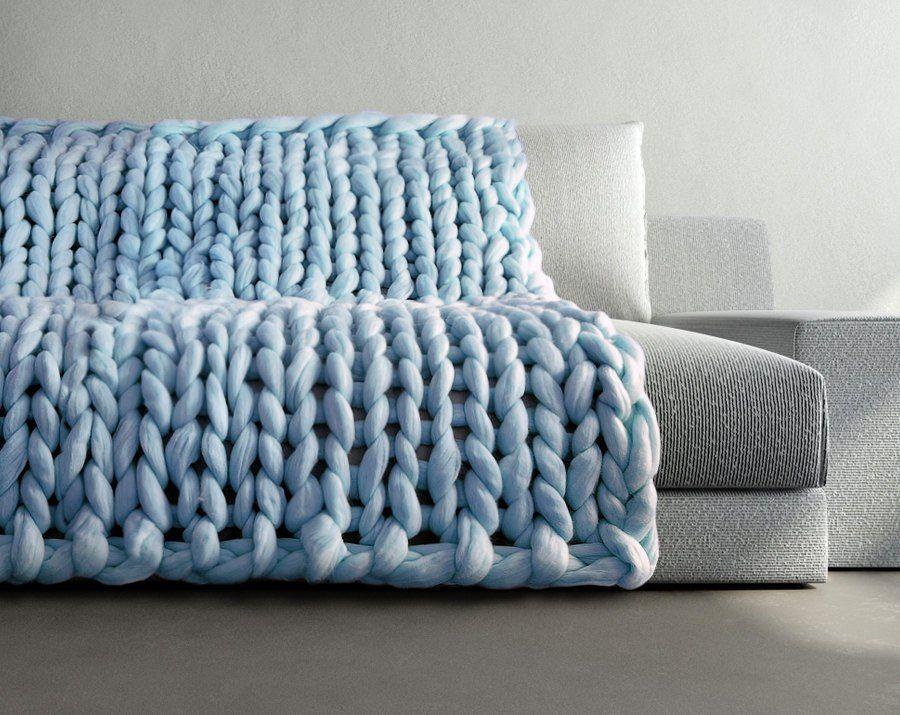 толстая пряжа вязание руками без спиц вязание вязание вязание