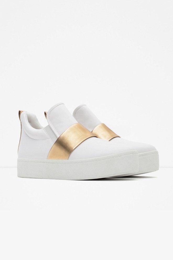 Converse Stivali al Ginocchio Chuck Taylor All Star Sneaker UK4 Nero Bianco Emo Boot Eu36.5