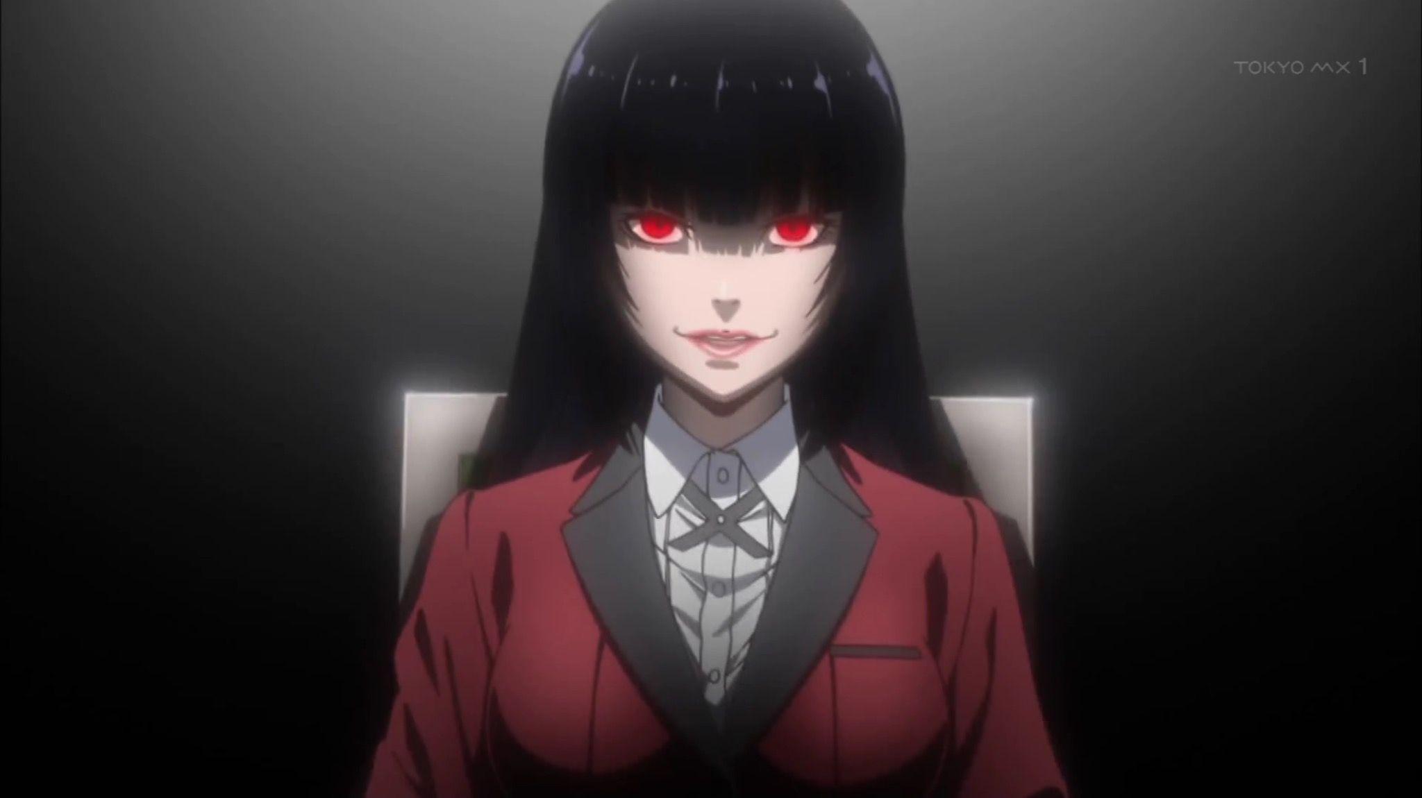 Yumeko Jabami Kakegurui Pinterest Anime Manga Games