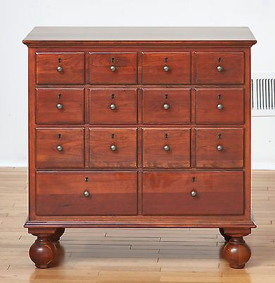 Bob Timberlake Cherry Apothecary Chest Night Stand