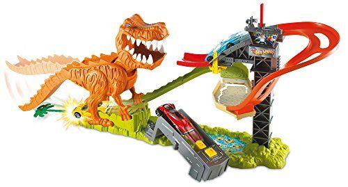 Hot Wheels T Rex Takedown Playset Hot Wheels Https Www Amazon