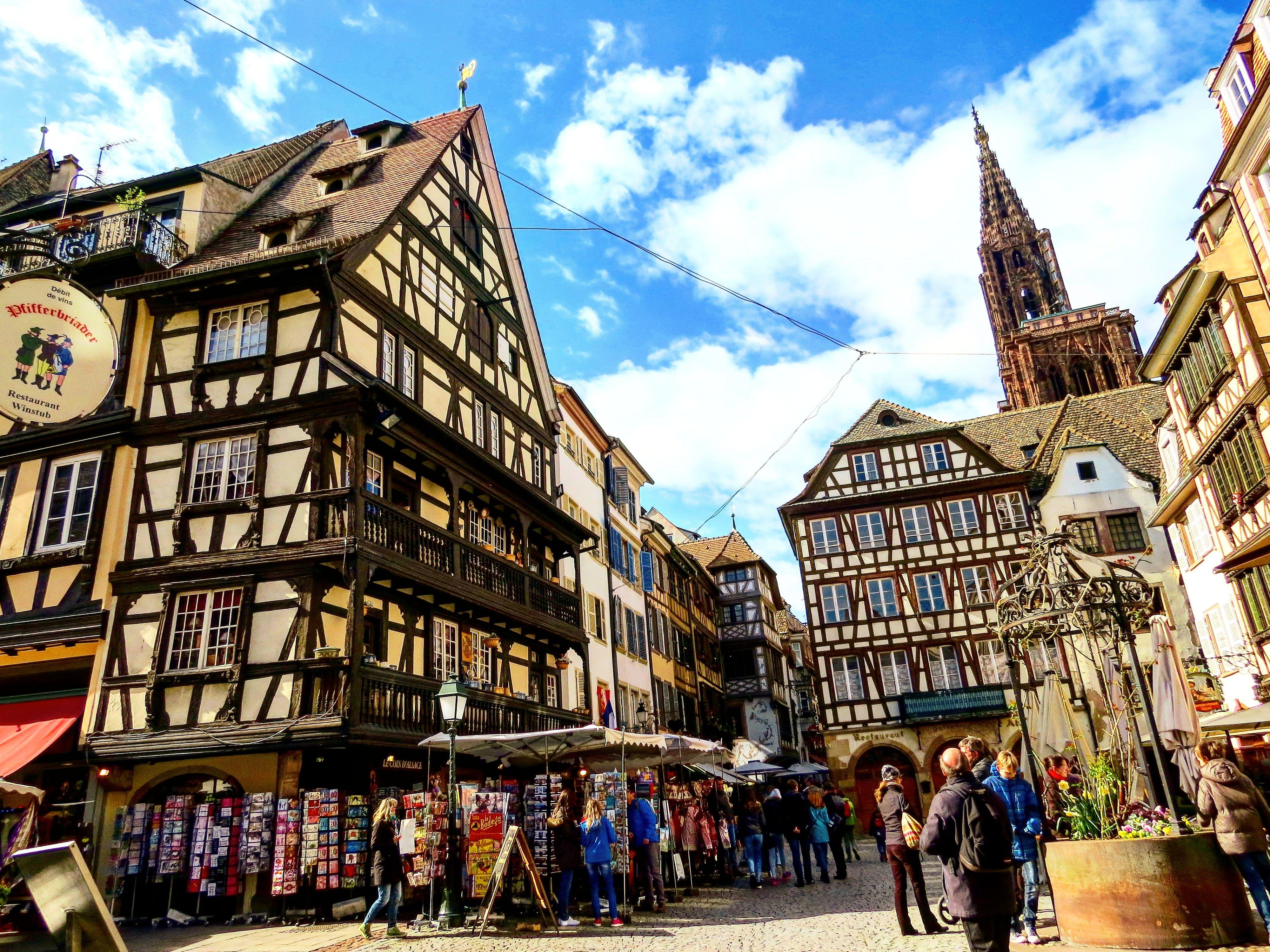 Visit To Strasbourg From Paris Day Trip From Paris Paris Travel Strasbourg