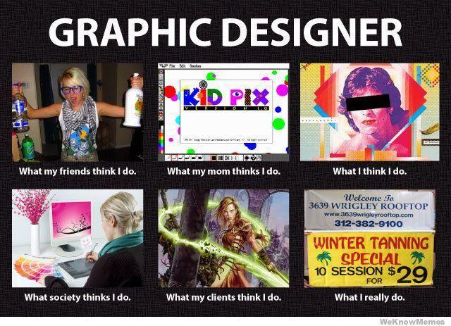 graphic designer problems