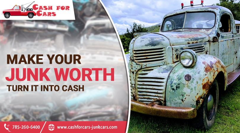 Get Cash by selling your Junk and Old Cars. CashForCars