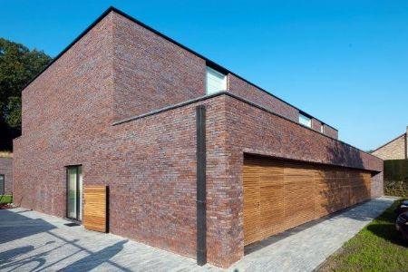 Architectura - Nieuw kloostercomplex in Hoeselt verenigt sereniteit met strak interieurconcept