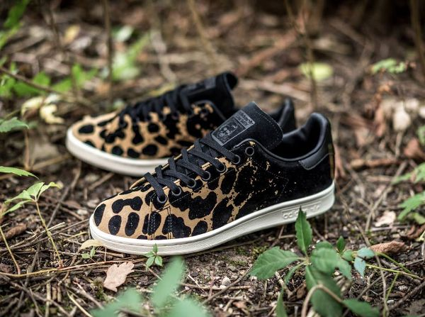 Adidas Stan Smith W Leopard Cardboard (1) | Chaussure