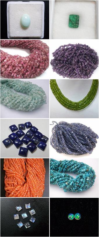 Https Www Etsy Com Shop Gemsdeal Ref Hdr Bead Work Natural Gemstones Jewelry Making