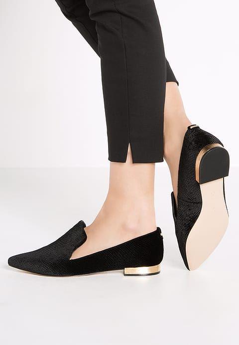 Luxe Calvin Klein ELIN - Mocassins - black noir  128,00 € chez Zalando (au  09 01 17). Livraison et retours gratuits et service client gratuit au 0800  915 ... 40707da75b33