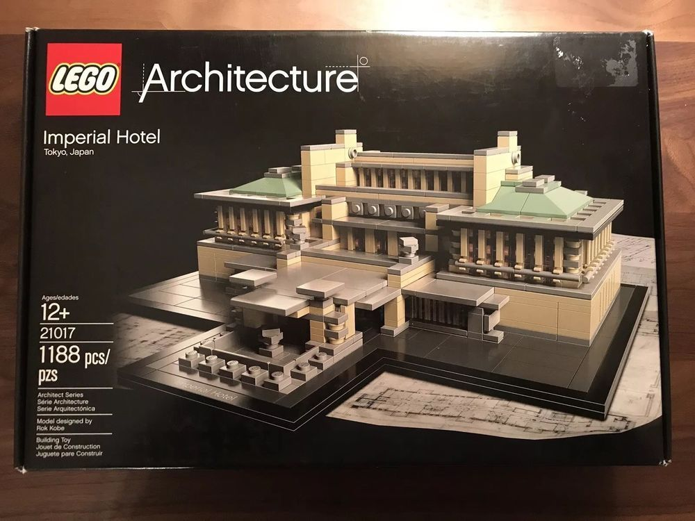 Hotel21017New Lego Boxnisb Sealed Imperial In Architecture rdxoeCB