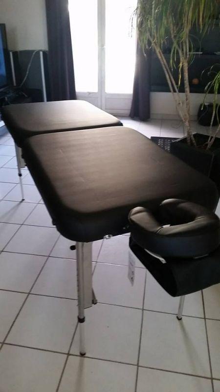 Table De Massage Pliante Taoline Traveler Table De Massage Mobilier Jardin Table