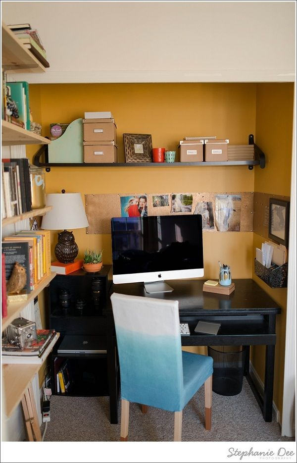 Creative Home Office DIY Projects