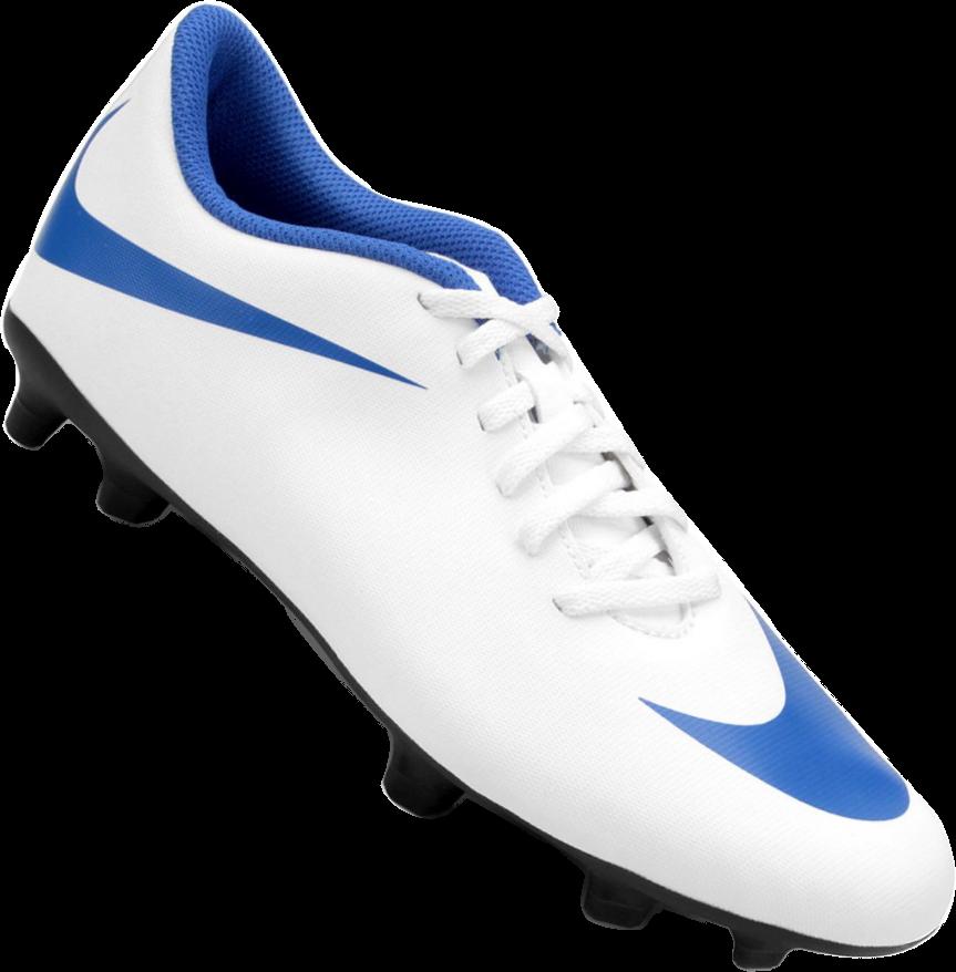 A Chuteira Nike Bravata II FG Campo Masculina é feita em material  sintético 8a90a1d556836