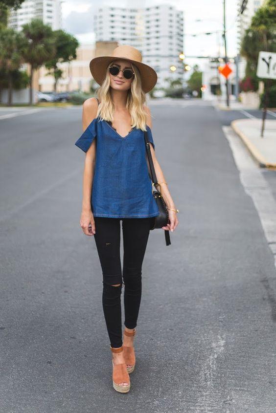 b349780d67d6 46 Cute Casual Modest Summer Outfits Ideas Trendy 2018