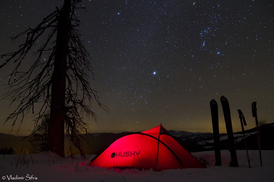 A acampar!!