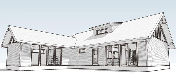 l shaped cottage house plans, master bedroom addition floor plans