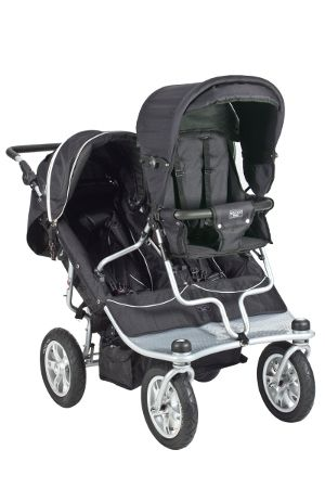 Valco baby twin stroller with joey seat - This is in my future...oy ... a4e7f73233