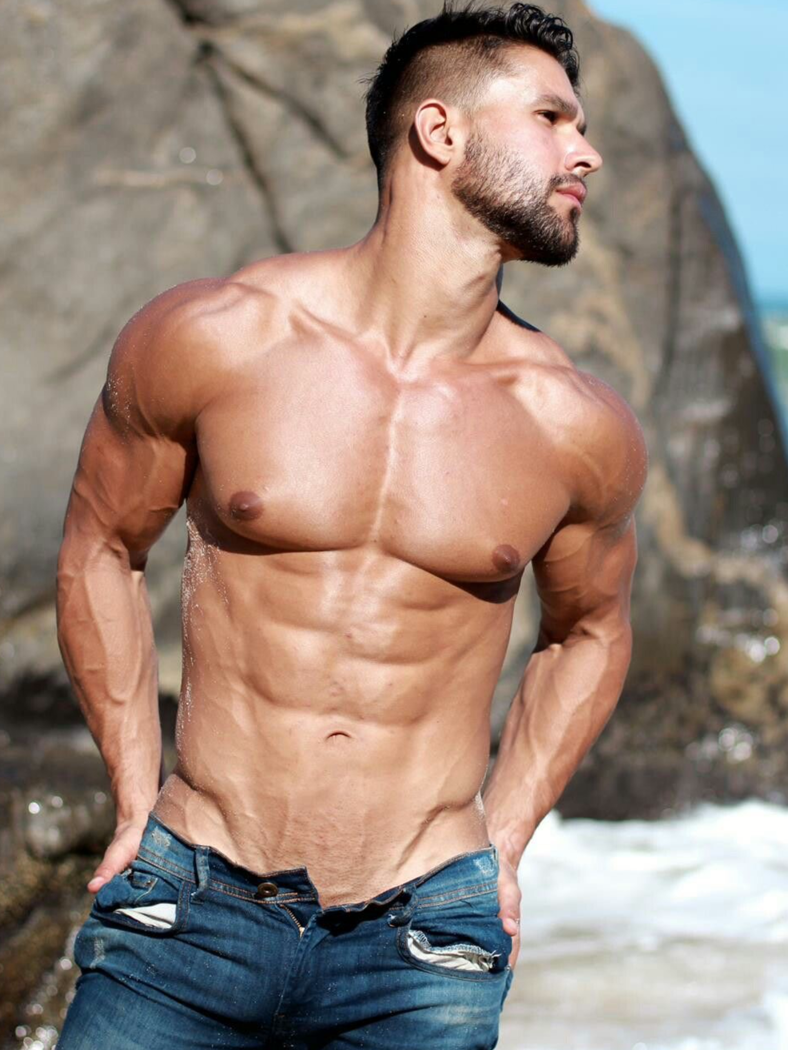from Stetson sexi hot pic man