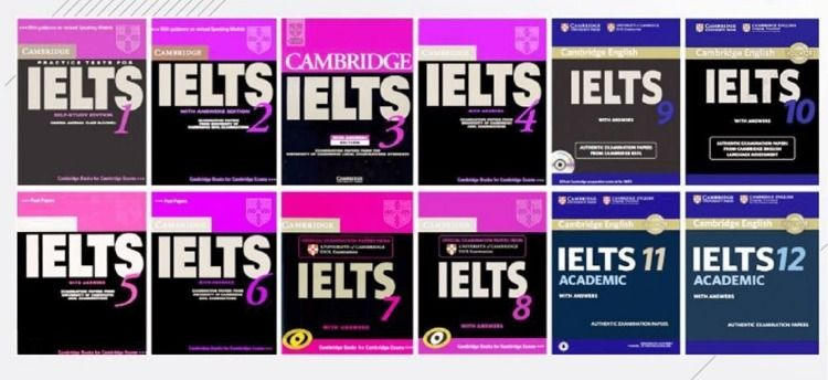 Download All Cambridge IELTS books pdf for free English
