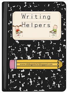 helpers for young writers