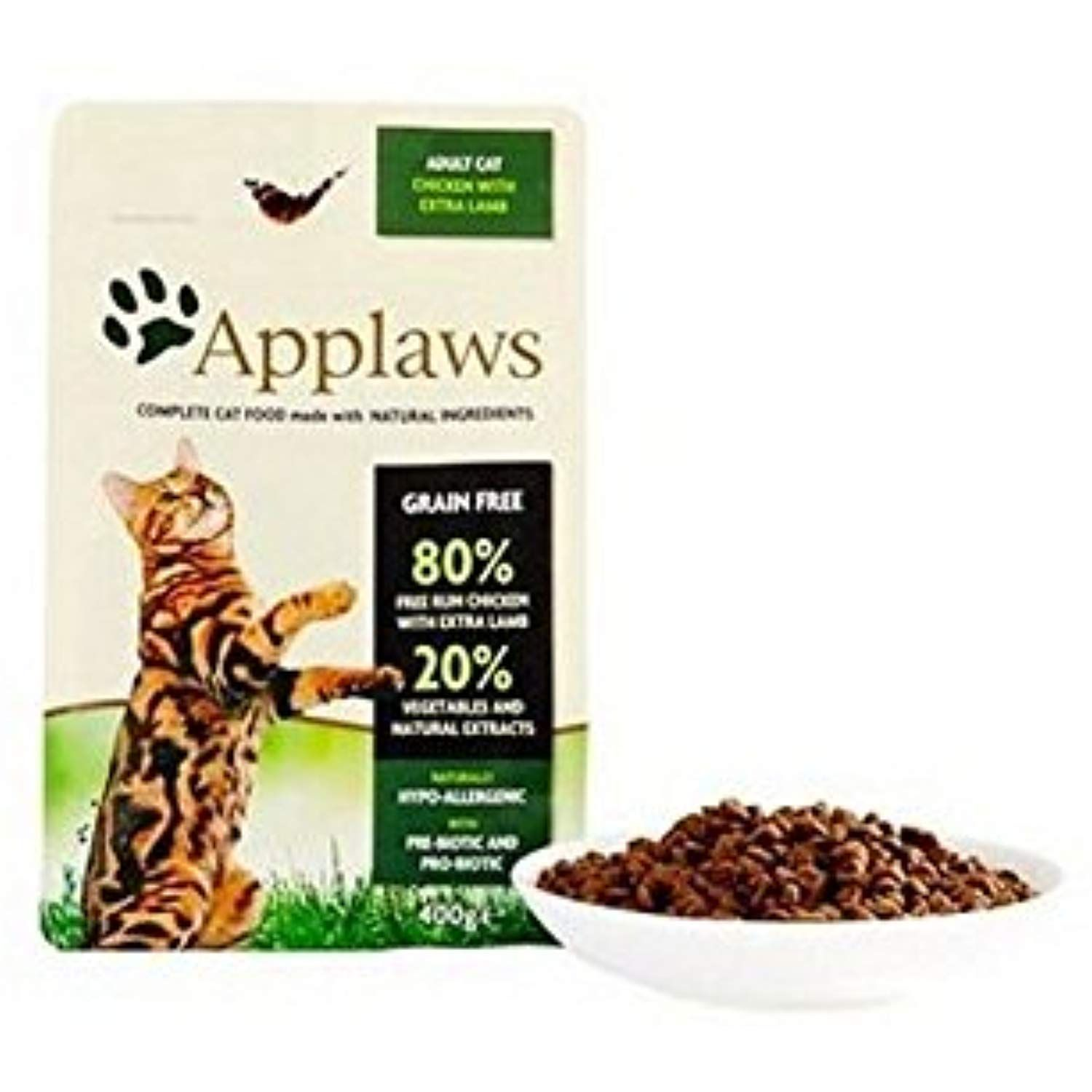 Applaws Chicken With Lamb Dry Cat Food 400g To View Further For This Item Visit The Image Link This Is An Aff Dry Cat Food Food Animals Dog Food Recipes