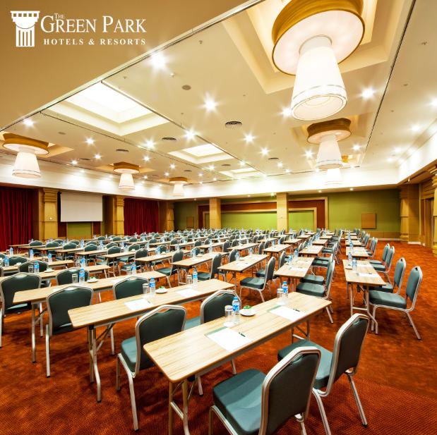 The Green Park Pendik Hotel & Convention Center ...