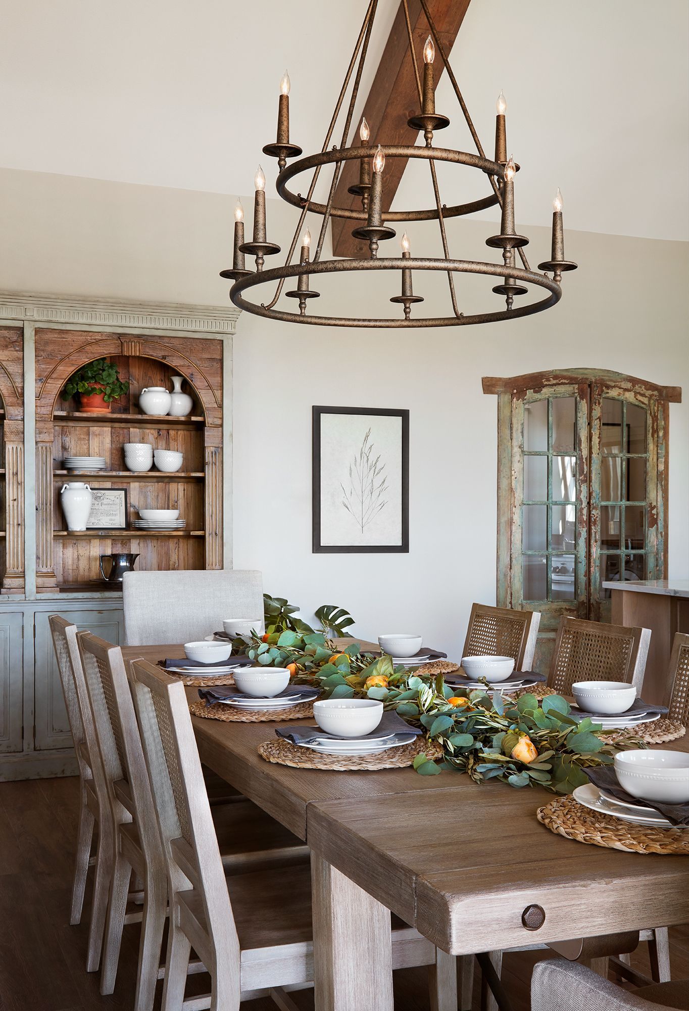 Mountain Fixer Upper Lighting Modern And Traditional Options Emily Henderson Modern Farmhouse Dining Room Dining Room Remodel Modern Farmhouse Dining