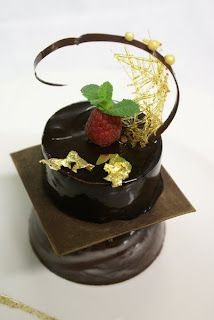 sweet creations by Stefan Gerber, Badrutt´s Palace´ Pastry Chef.