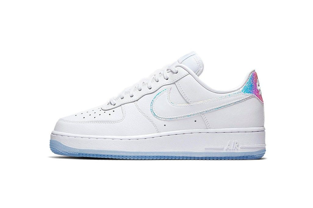 c388a93d296 Stand out in the Nike Air Force 1