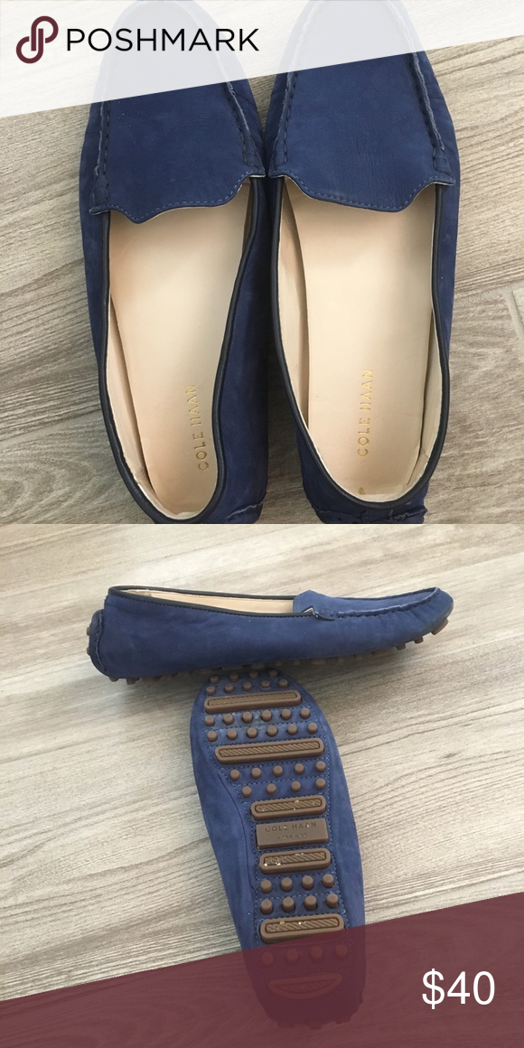 23add701e41 Cole Hannah Hanneli Driver Loafers Suede and very comfortable drivers.  Lightly worn. Cole Haan Shoes Flats   Loafers