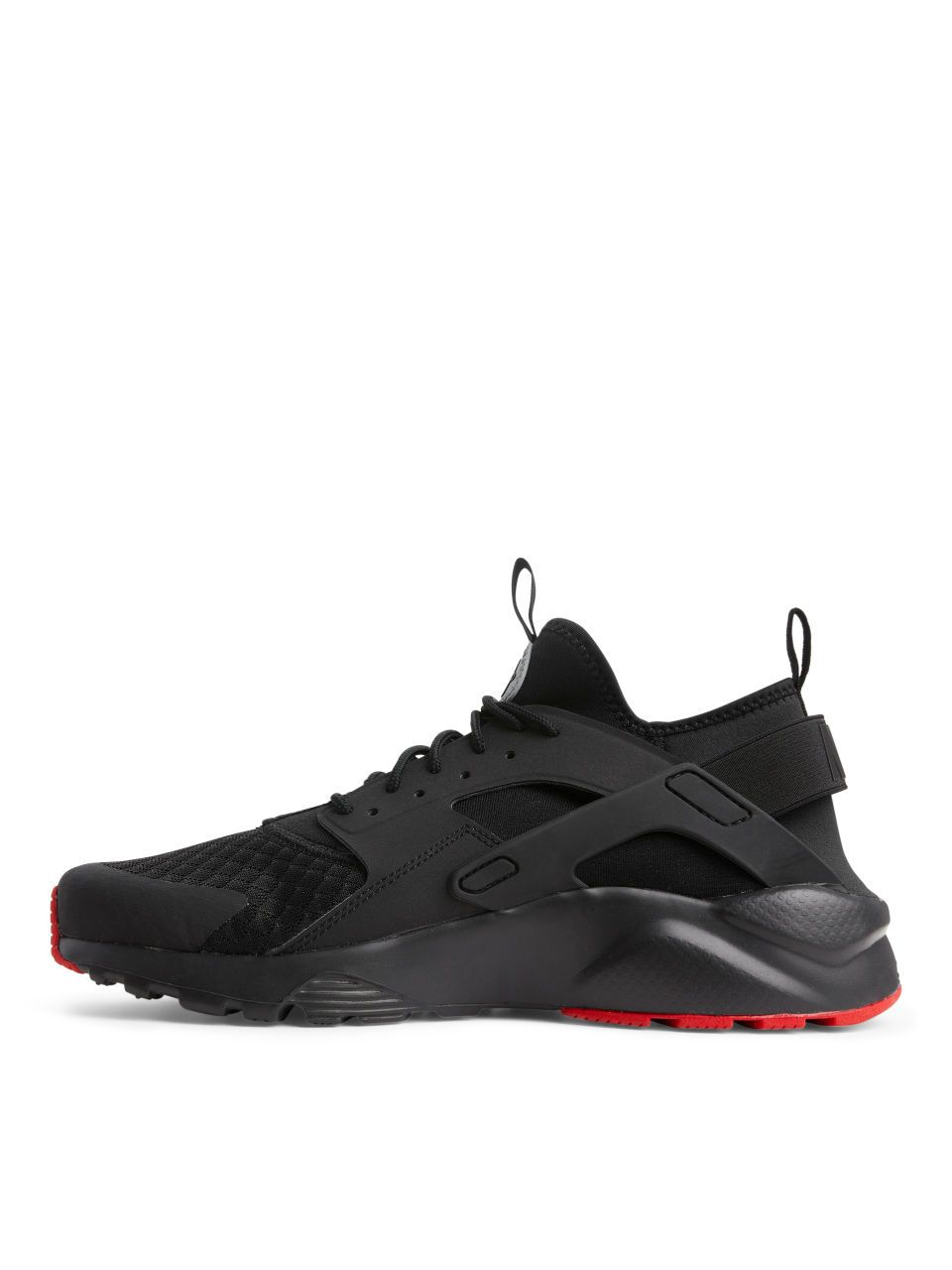 competitive price ff3e9 770a8 Side image of Arket nike huarache run ultra in black