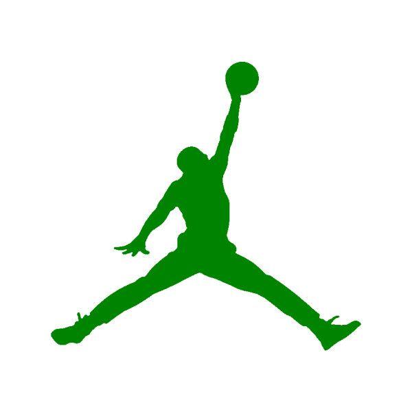green jordan logo nike air jordans logos liked on polyvore rh pinterest com nike jordan logo wallpaper nike air jordan logo