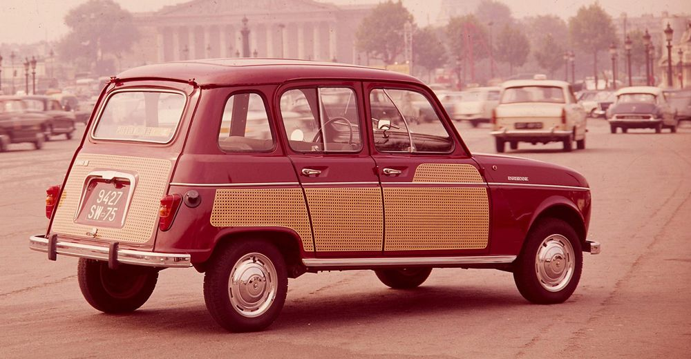 Renault 4 History Renault Taksi Pinterest Cars History And