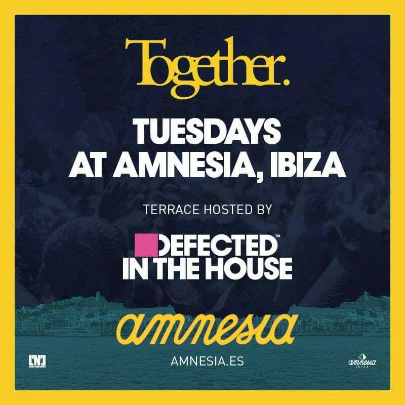 Together @ Amnesia